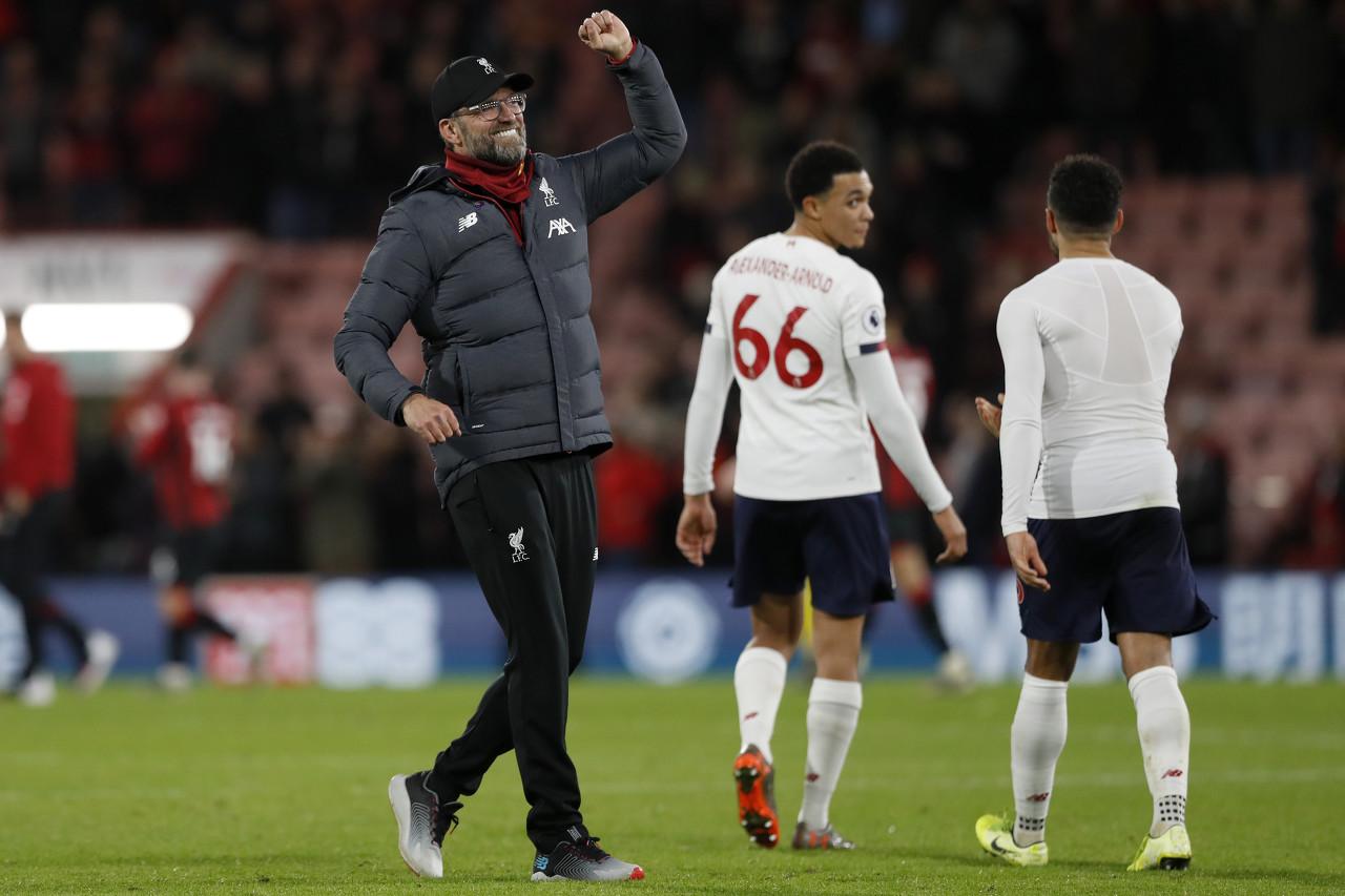 随队记者:利物浦全力争冠,冬窗不会卖任何一线队球员