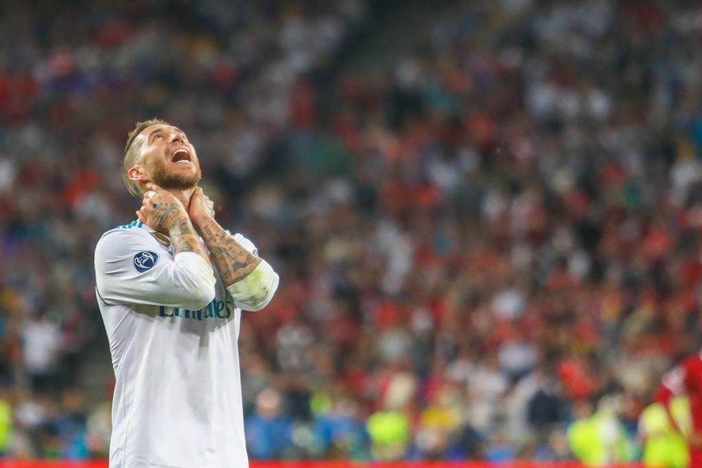 世体:拉莫斯即将成为历史上参加马德里德比次数最多的球员