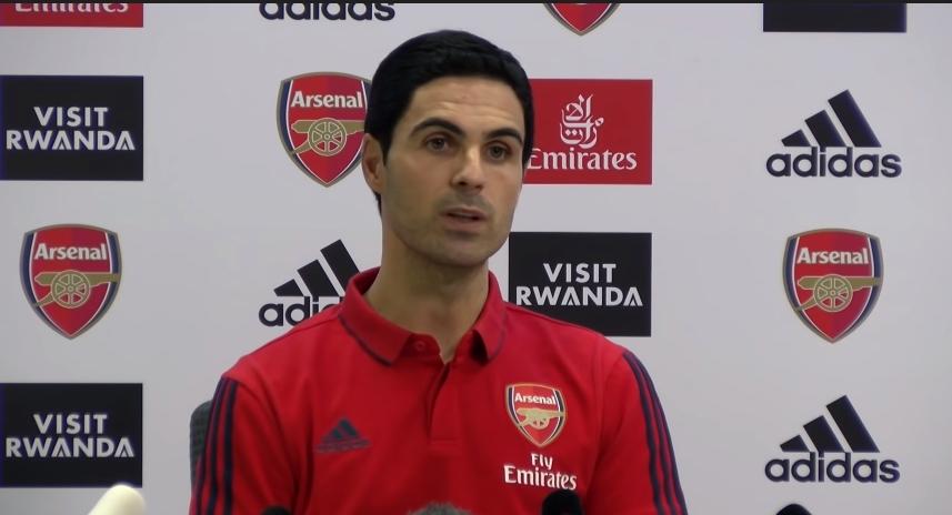 阿尔特塔:球队展现了不错的韧性 担任主帅感觉很好