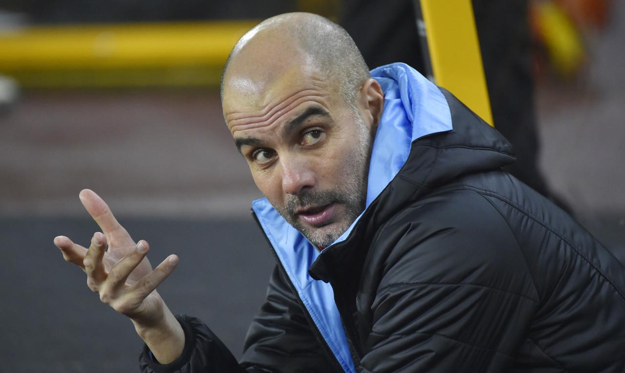 瓜帅:不会回答关于转会的问题 喜欢现在当教练的感觉