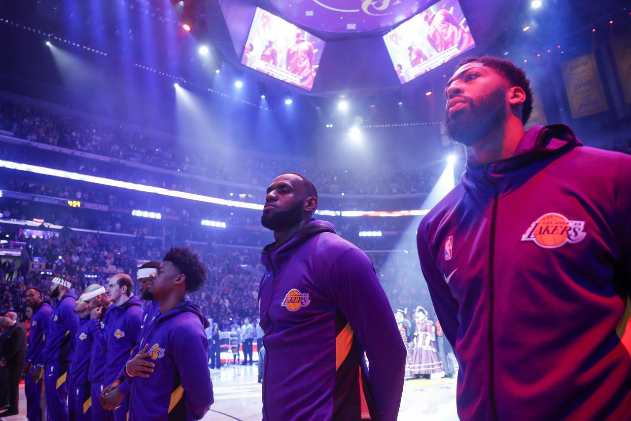 Haynes:NBA向湖人派遣辅导员 与全队交流后决定延期比赛