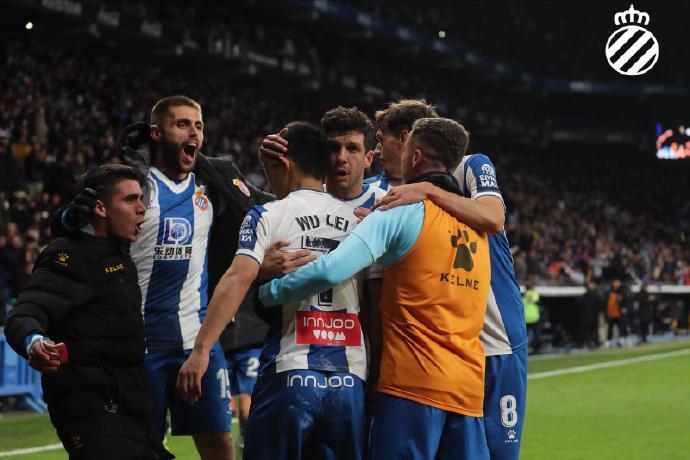 阿斯:半程积11分球队从未保级成功,西班牙人形势严峻