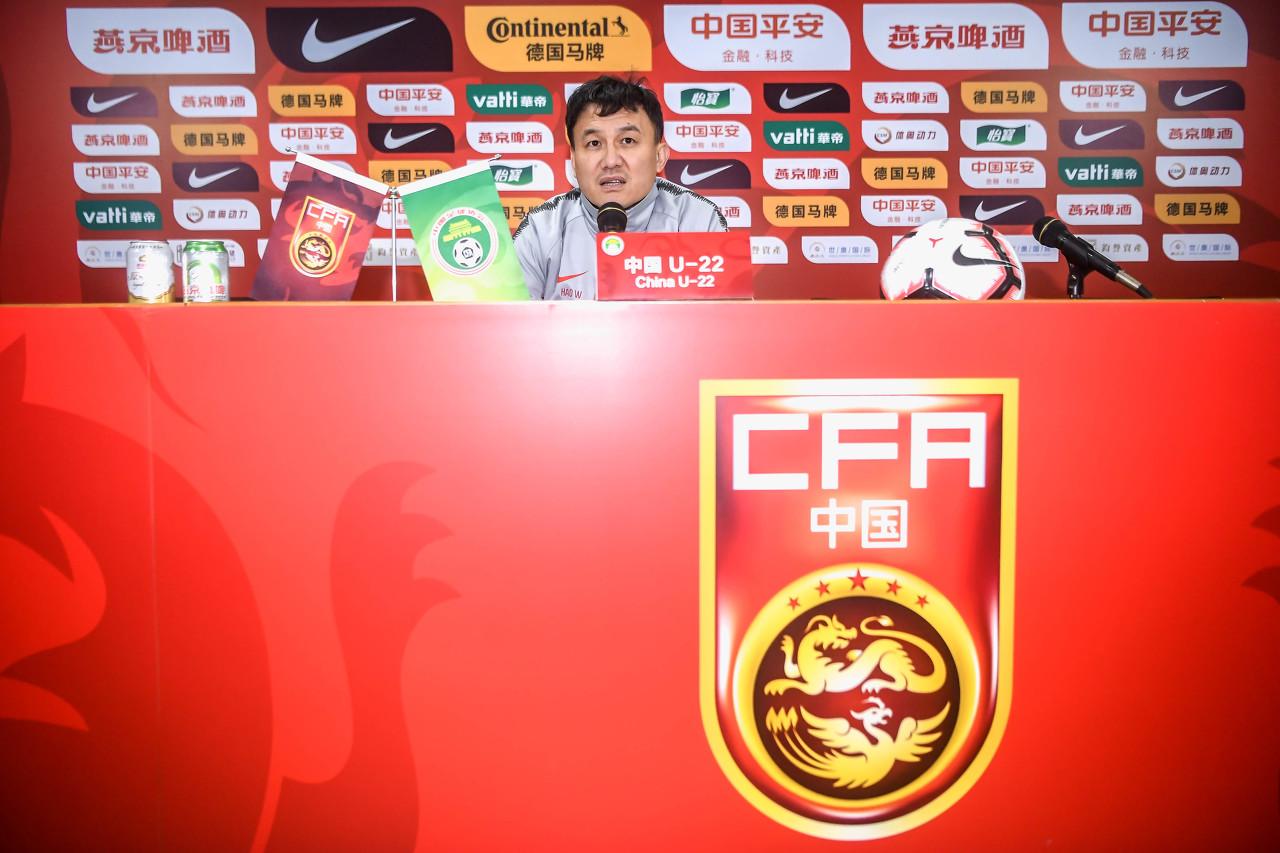北青:国奥教练组春节后深入总结 郝伟执教前景积极可期