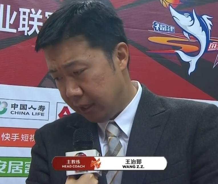 王治郅:让对手得分太容易 防王哲林和陈林坚都做得不好