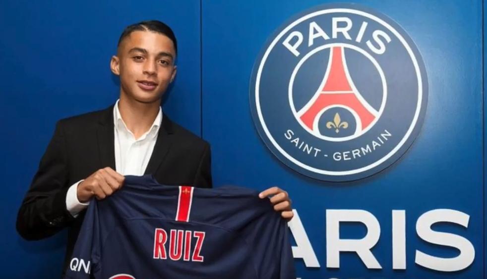 RMC:切尔西有意巴黎小将鲁伊斯,马克莱莱正在推动转会