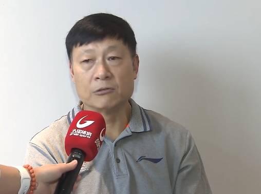 李秋平:作为主教练这个成绩我要负主要责任 所以主动请辞