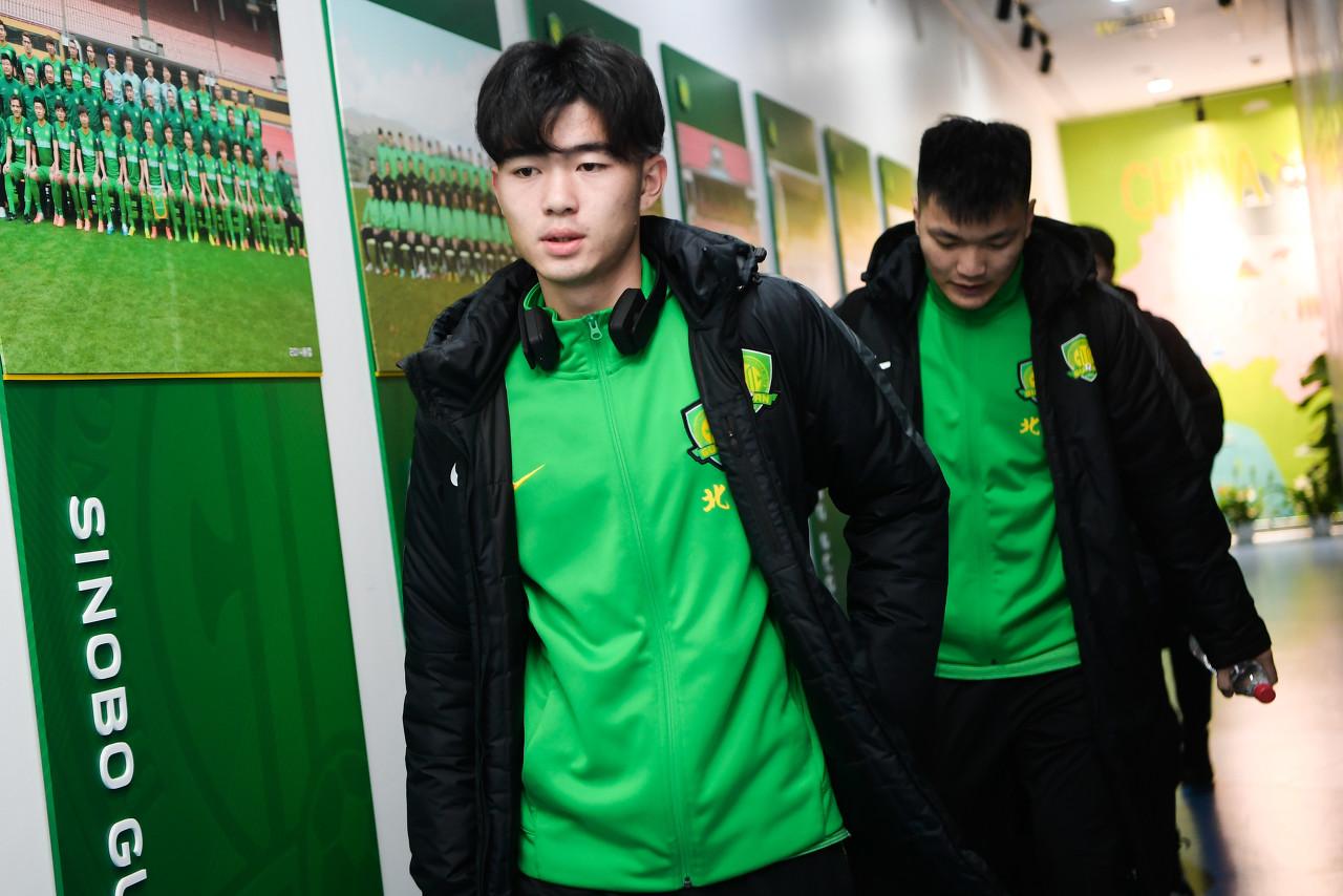 津媒:已是自由身,国安预备队球员王小乐很愿意加盟天海