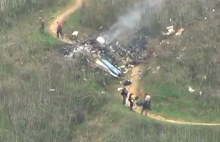 CNN:FBI开始调查科比直升机事故原因