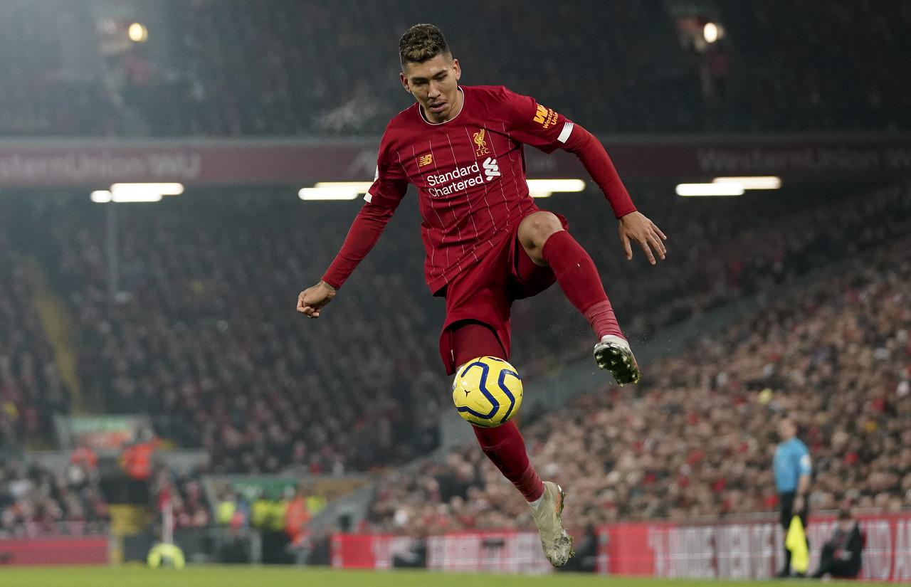 利物浦名宿:菲尔米诺表现很挣扎,球队需要买前锋和他竞争