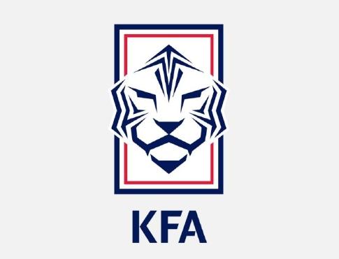 韩国足协正式发布新款队徽:风格简约