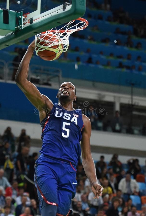 今日图集:美国男篮的NBA球星们