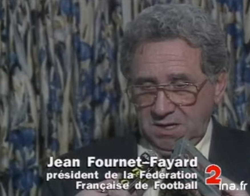 前法国足协主席法亚德辞世,享年88岁