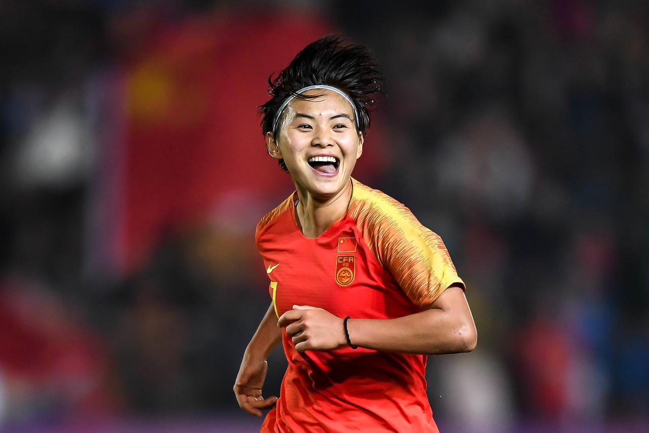 王霜:对中国女足的未来充满信心 满意自己留洋法国时的表现图片
