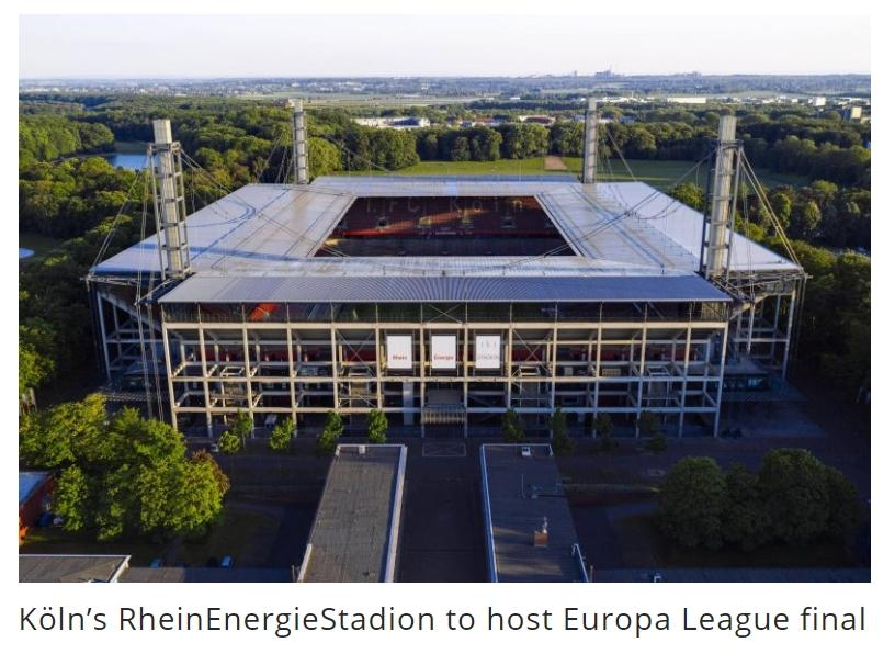 图片报:科隆主场将承办本赛季欧联杯决赛