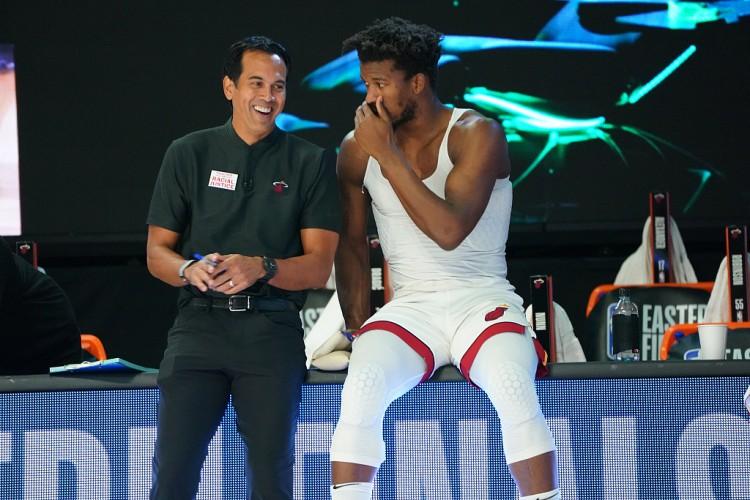 斯波:巴特勒是NBA兄弟会里最有趣的人之一图片