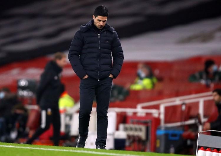 阿森纳完成赛季第四次客场联赛零封,英超中仅次于维拉的5次图片