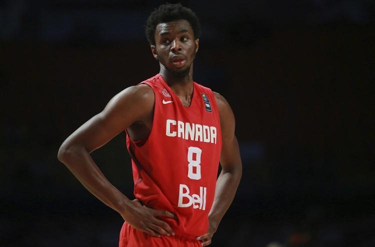 本赛季NBA有17名加拿大籍球员 奇才坐拥7名国际球员图片