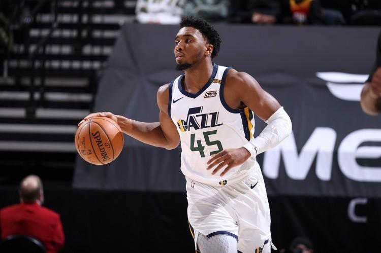 三分27中13 爵士连续11场至少命中15记三分的NBA纪录就此终结图片