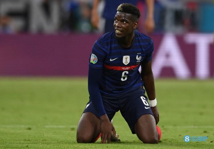帕瓦尔未回撤接应,博格巴在欧国联决赛中怒斥对方