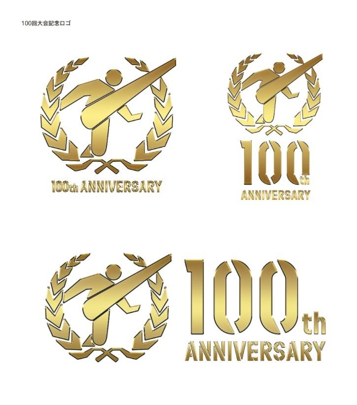 第100届日本全国高中足球锦标赛海报:足球小将C位