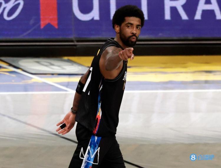 篮网GM:相信欧文不会喜欢我们的决定 但我们随时欢迎他回来
