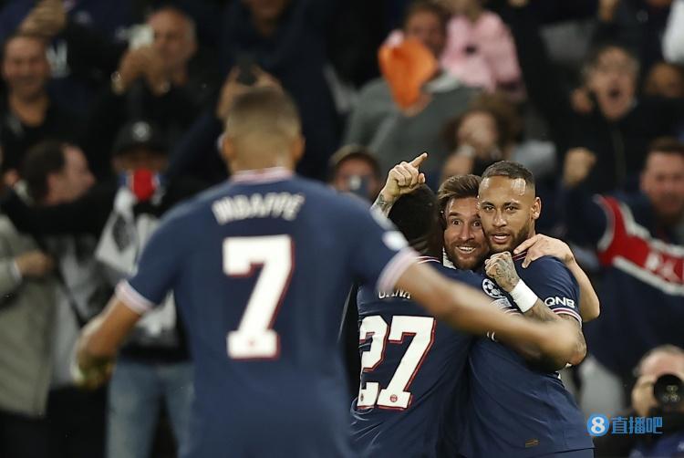 拉米:梅西能让姆巴佩享受到更多足球的乐趣