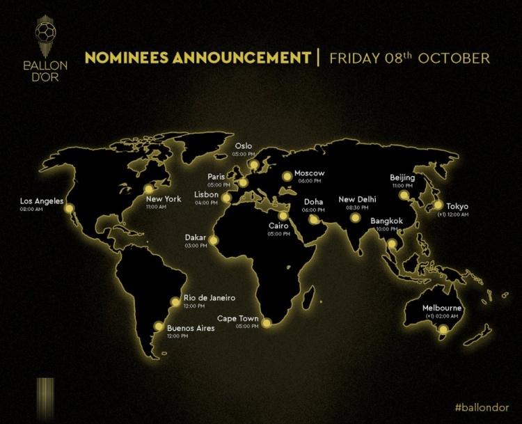 北京时间今天23点,金球奖候选名单将陆续公布🏆吧友们PICK谁?