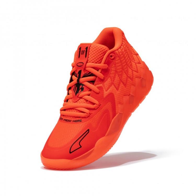 彪马拉梅洛-鲍尔一代签名鞋今年12月面世 售价125美元
