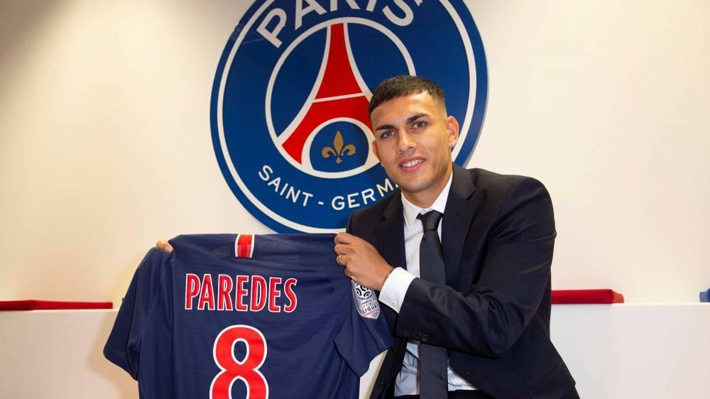 勒伯夫:帕雷德斯很优秀,但他并不是巴黎需要的