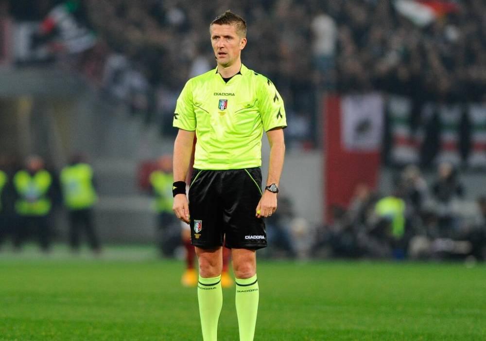 队报:曼联与巴黎首回合将由意大利裁判奥尔萨托执法