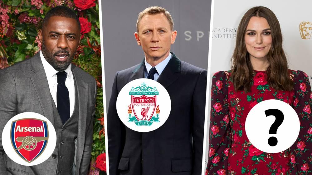 007和神盾局长皆爱红军,盘点好莱坞明星支持的球队