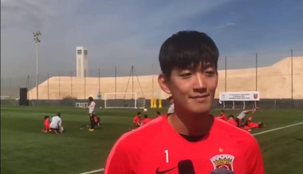 颜骏凌:2月23日,上港力争队史首个超级杯冠军