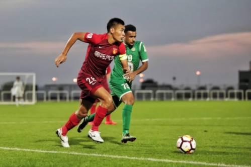 河北华夏热身两支阿曼球队 均以0-0收场