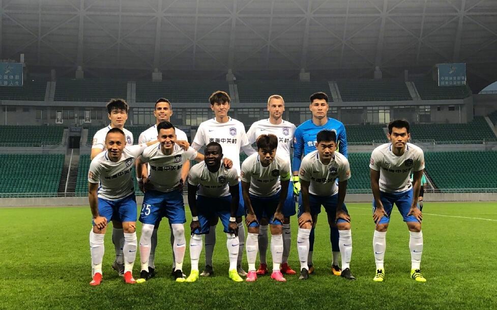 热身赛-6分钟连入三球阿奇姆彭建功 泰达3-2江源FC