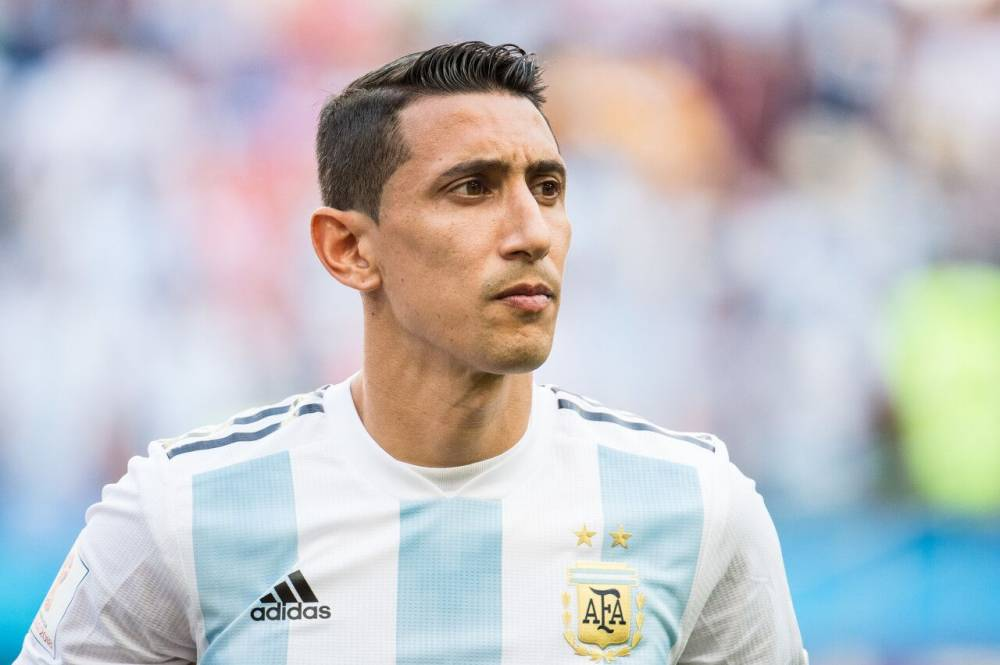 迪马利亚:渴望重返国家队,帮阿根廷拿到美洲杯