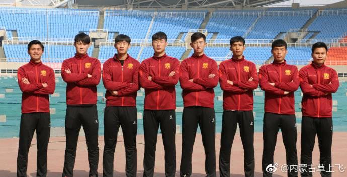 内蒙古草上飞官宣8名球员加盟,5人来自建业