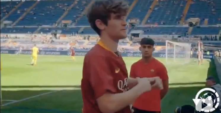 """总在""""弄事""""的罗马官推,足球世界的流量年夜战_亚博娱乐登录"""