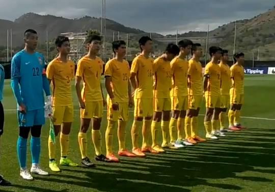 亚博体育:热身赛-何朕宇双响,国青3-0获西班牙拉练首胜