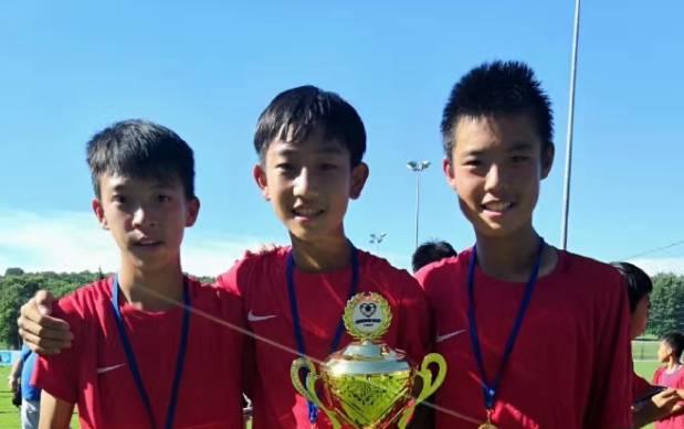 中国U13在克罗地亚梦想杯夺冠,6战全胜进24球