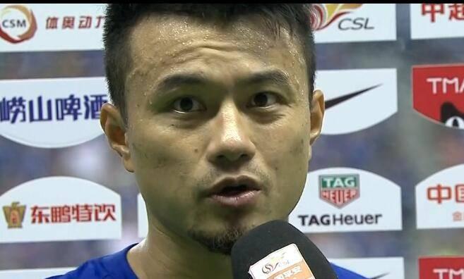 曹赟定:赢球非常不易,还没完成保级下场比赛继续努力