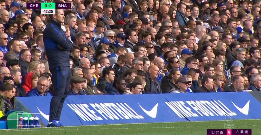 半场-亚伯拉罕中柱巴克利阿隆索接连失良机 切尔西0-0布莱顿