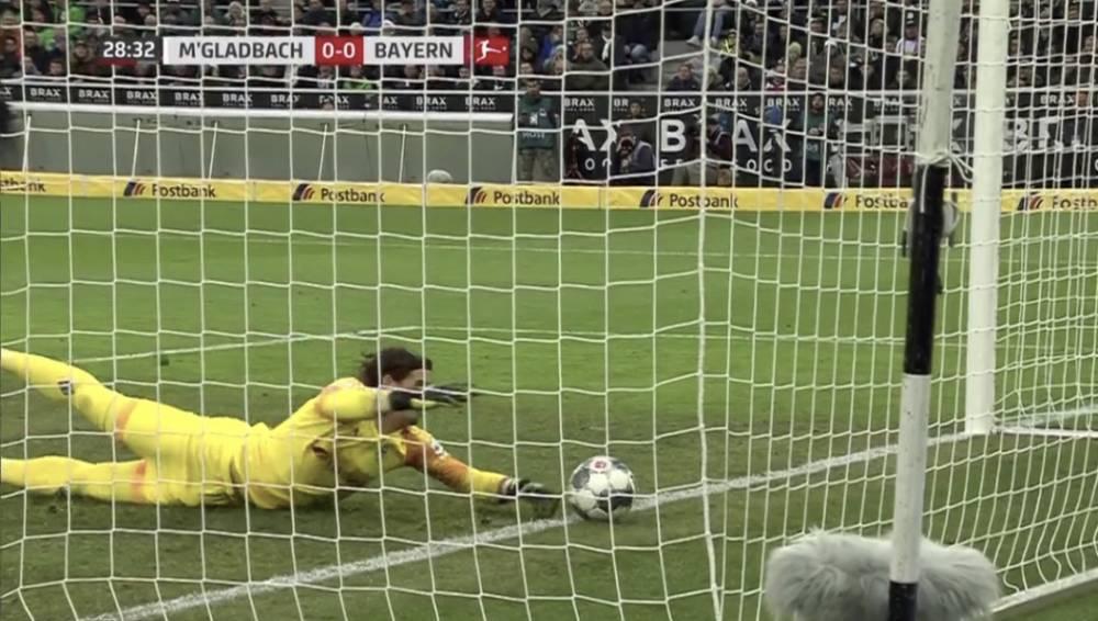 半场-基米希、穆勒失良机索默连续神扑 拜仁0-0门兴