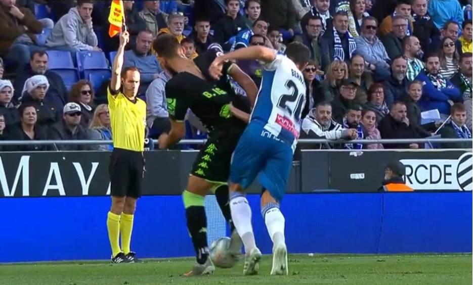 半场-达德尔扳平埃斯皮诺萨反超 西班牙人主场2-1贝蒂斯