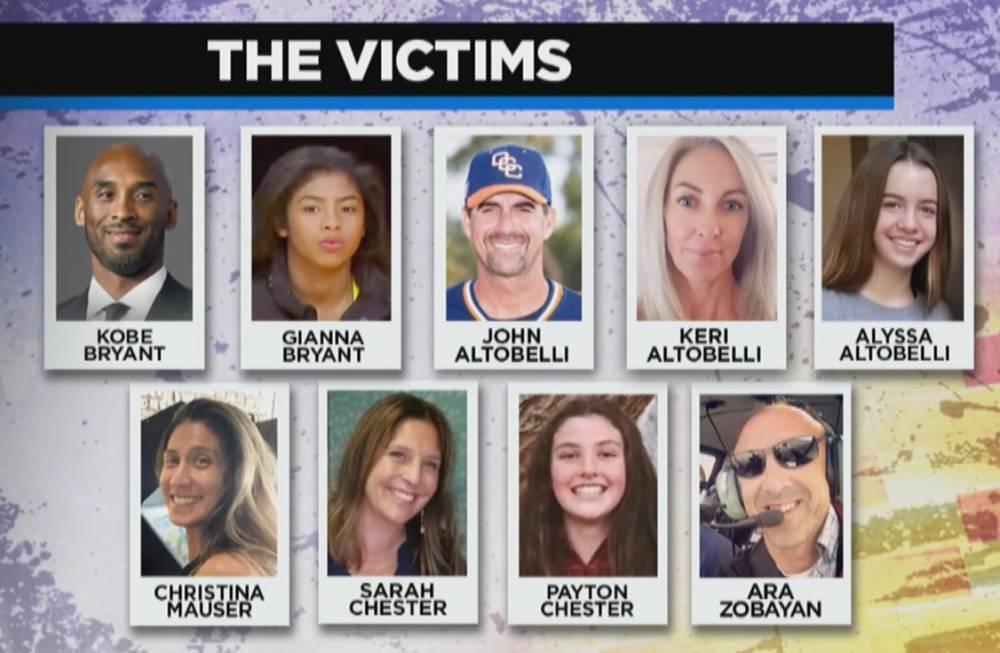 【篮球晚报】九具遇难者遗体已全部找到 瓦妮莎如今泣不成声