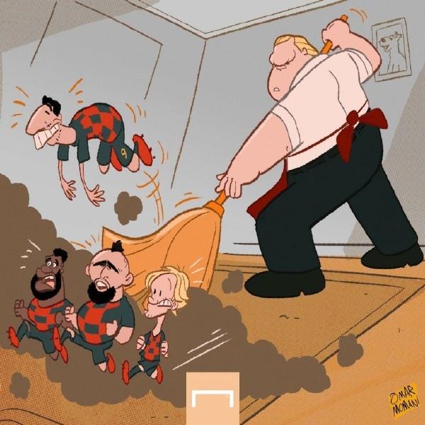 回首苏亚雷斯3次核心带队:英伦留遗憾,2次面对梅西赢下冠军