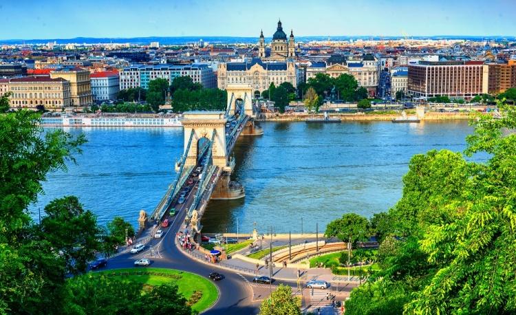 地理学堂:欧洲杯举办地匈牙利布达佩斯,死亡之组的见证者
