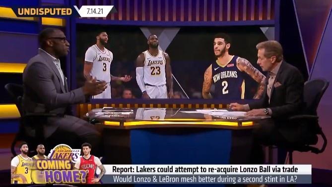 【蜗牛电竞】Skip:詹姆斯仍然是篮球这项运动中最好的传球手