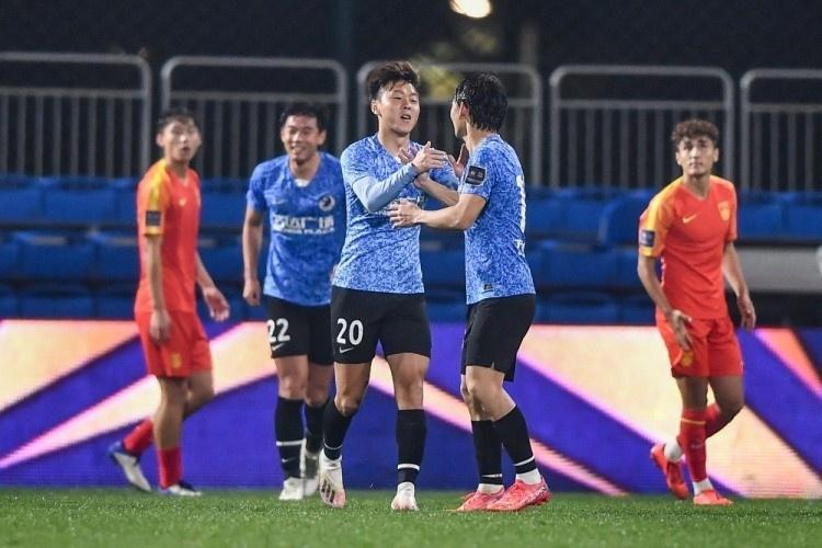 足协杯-汪晋贤绝杀贾非凡世界波 大连人2-1中国U20晋级
