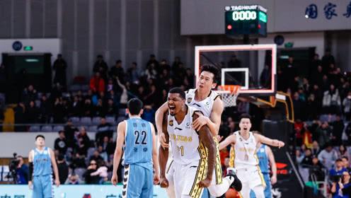 [QQ全场集锦] 雷多34分+绝杀 罗宾逊19分 北控险胜北京