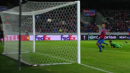 欧联杯-佩尼卡双响 比尔森主场2-1逆转萨格勒布